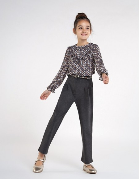 Bright Lea High Waisted Trousers