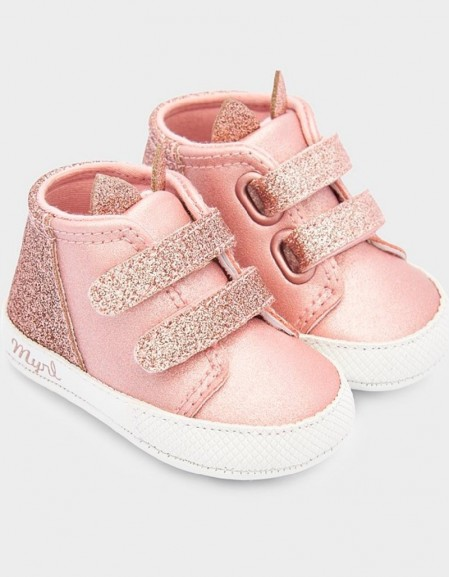 Blush Sporty Trainers