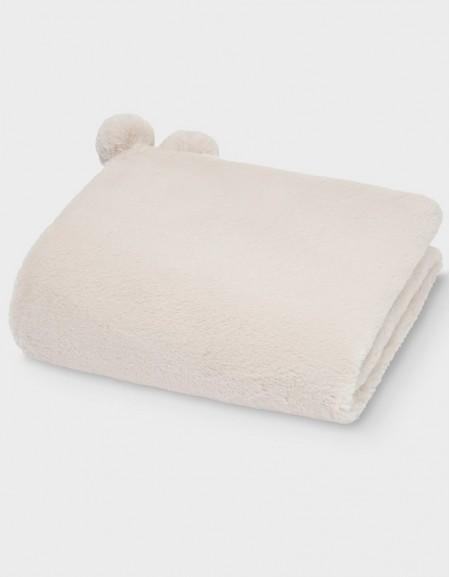 Mole Faux Fur Blanket