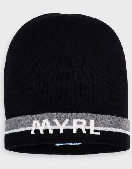 Black Myrl Tricolor Hat