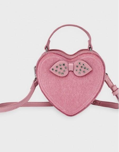 Blush Heart Bag