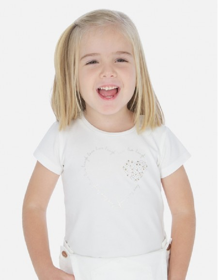 Natural Basic s/s t-shirt