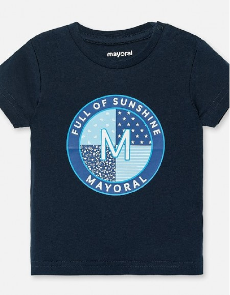 Navy M t-shirt s/s
