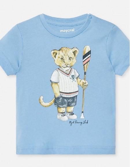 Sky Animal t-shirt s/s