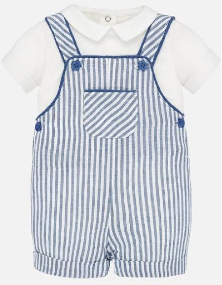Cerulean Peto and shirt set