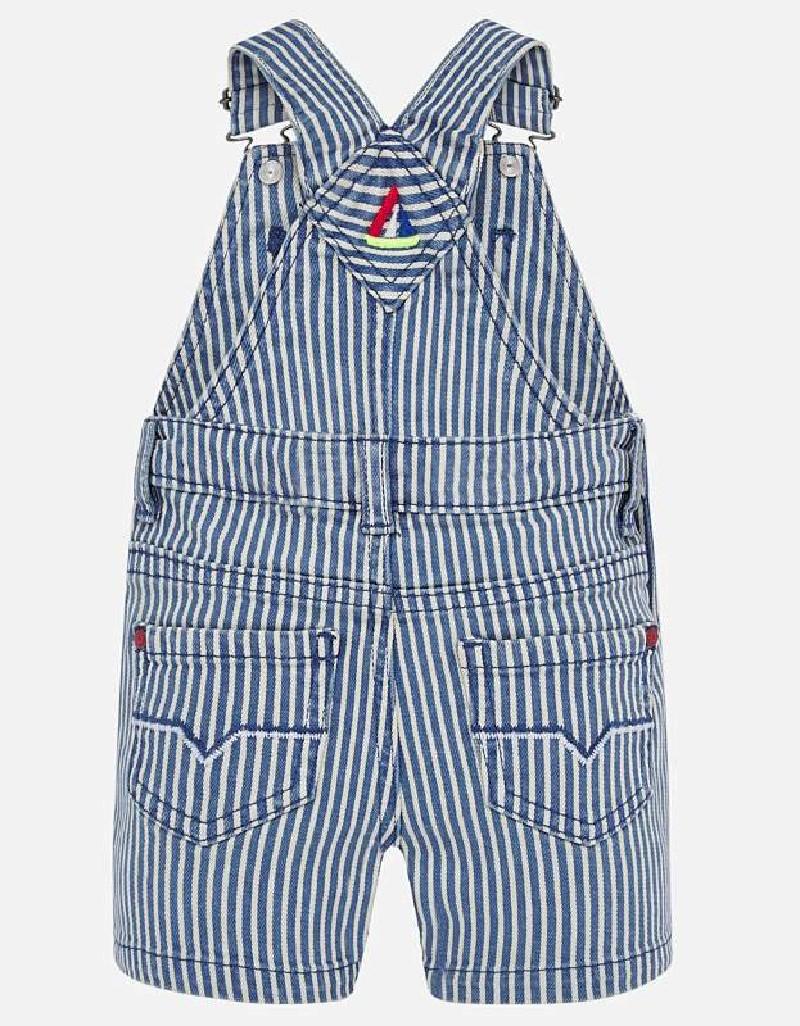 Blue Stripes dungaree