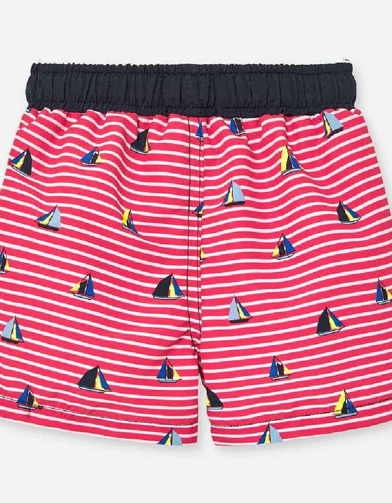 Hibiscus Swimming trunk set