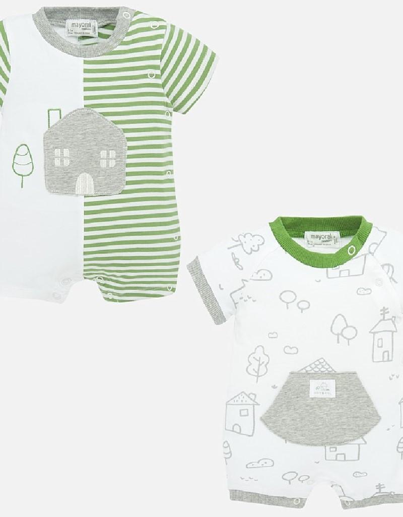 Kiwi 2 short pyjamas set