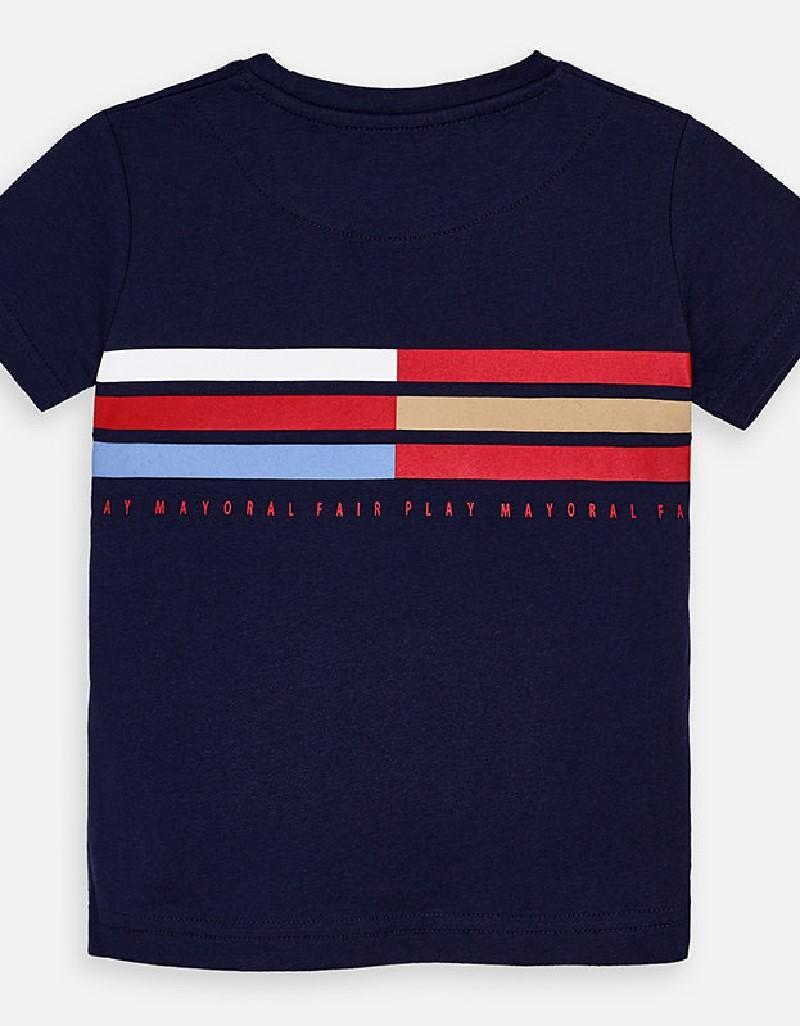 Navy Band t-shirt s/s