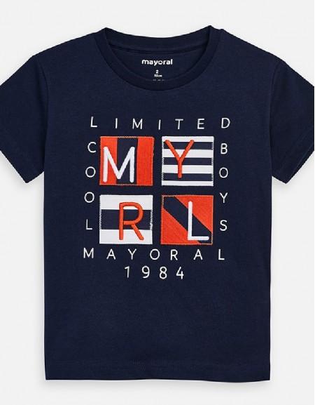 Navy S/s t-shirt