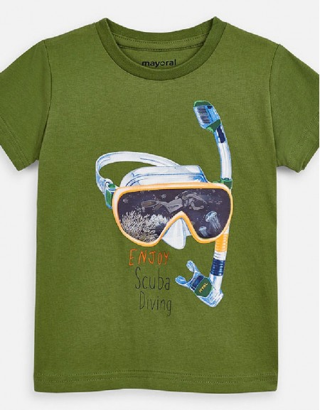 Jungle Lenticular t-shirt s/s