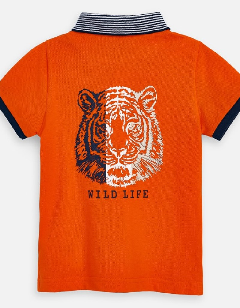 Carrot S/s Graphic polo