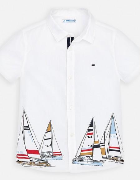 White S/s shirt