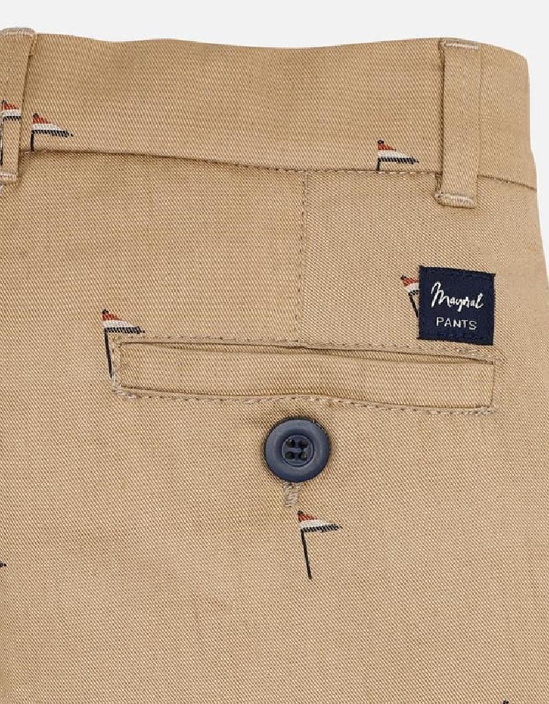 Beech Jacquard shorts