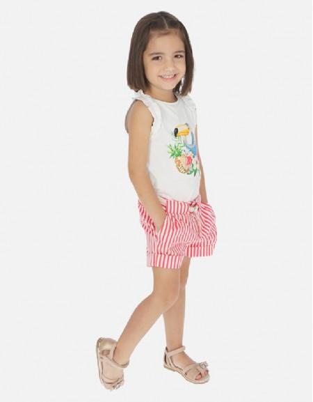 Watermelon Stripes shorts