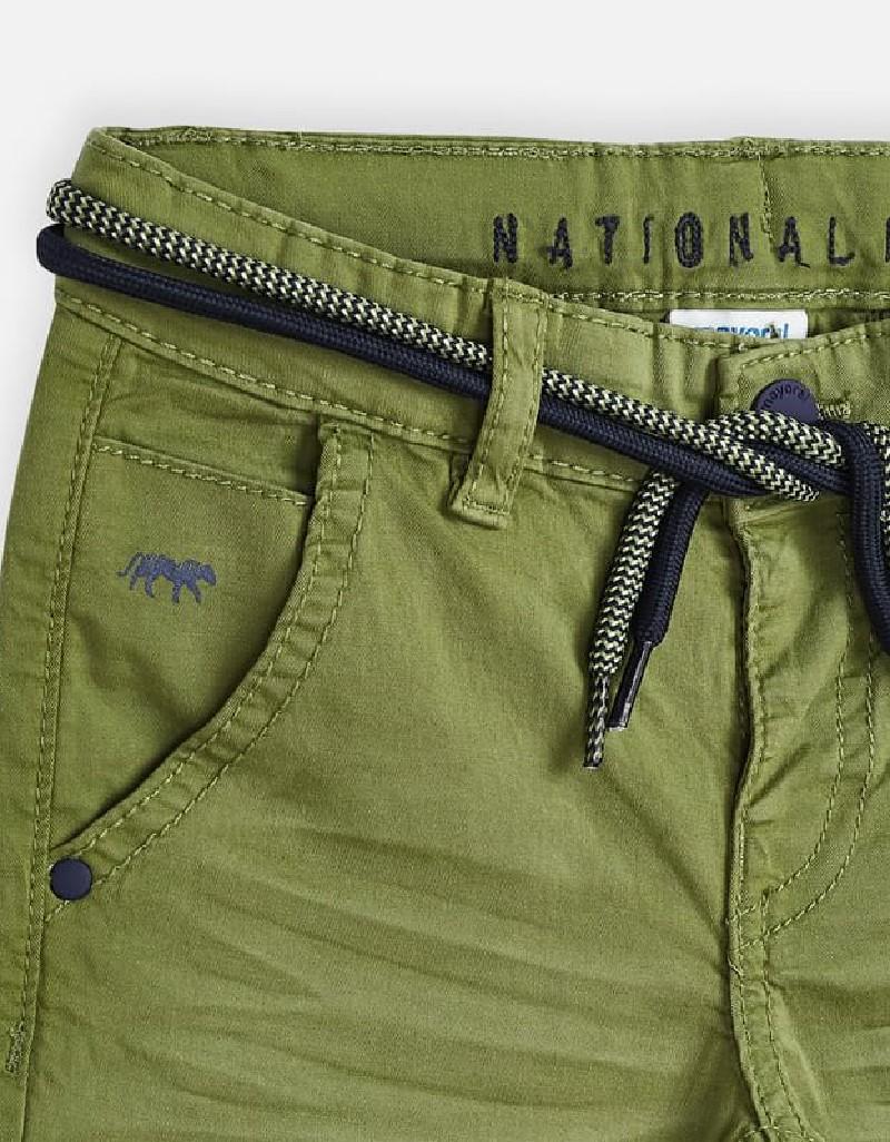 Jungle Cord detail pants