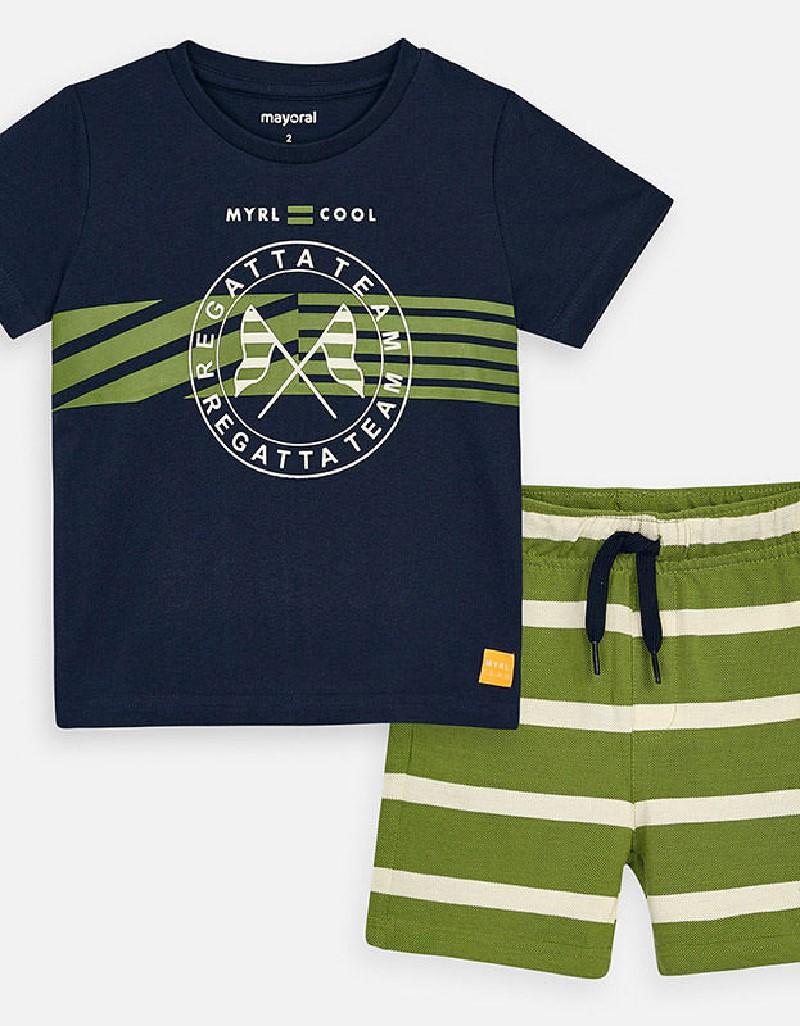 Blue Knit set