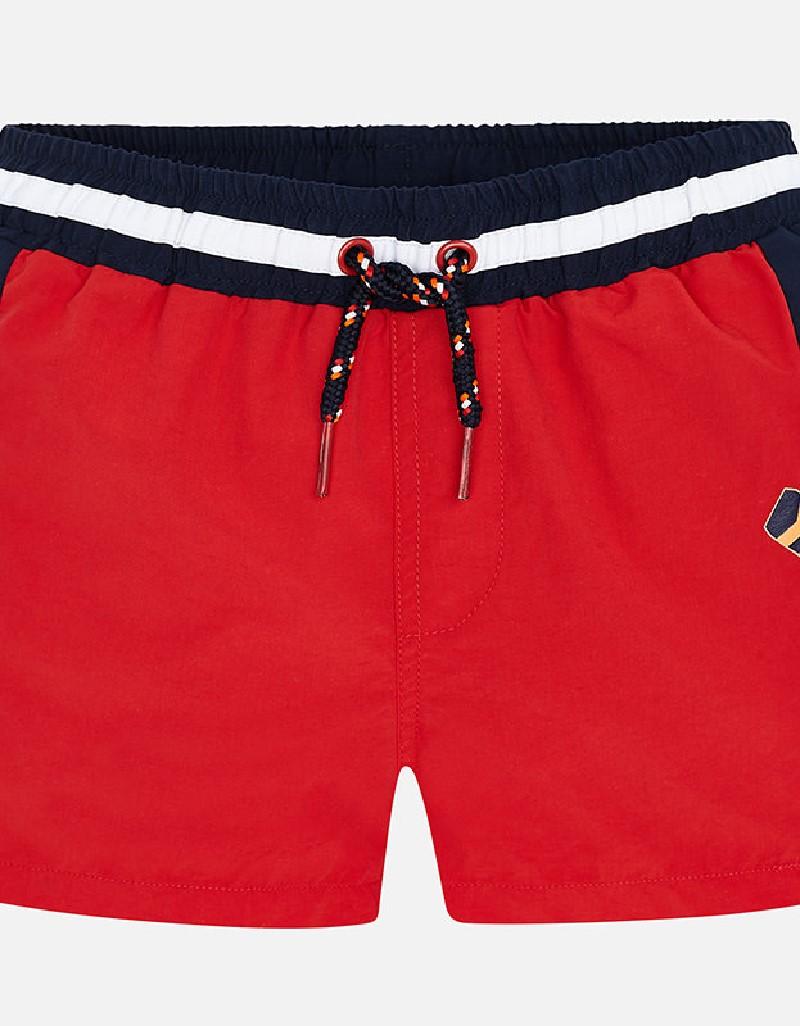 Hibiscus Swim shorts w/ Regatta