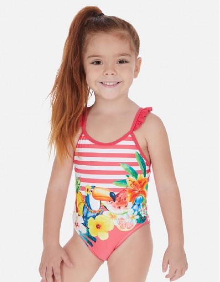 Watermelon Graphic print swimsuit
