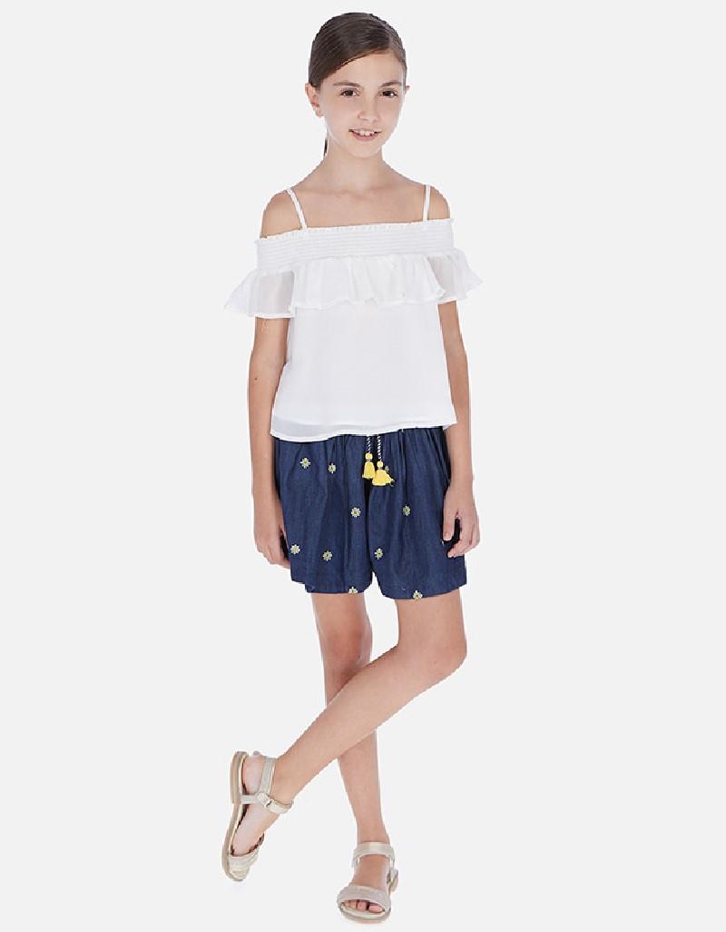 Denim Denim short trousers