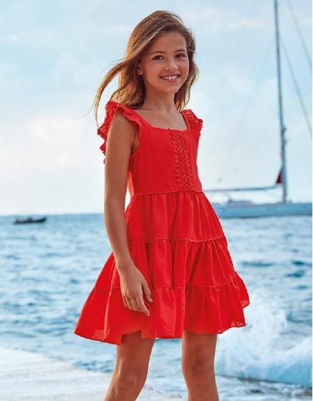 Persimmon Cotton dress