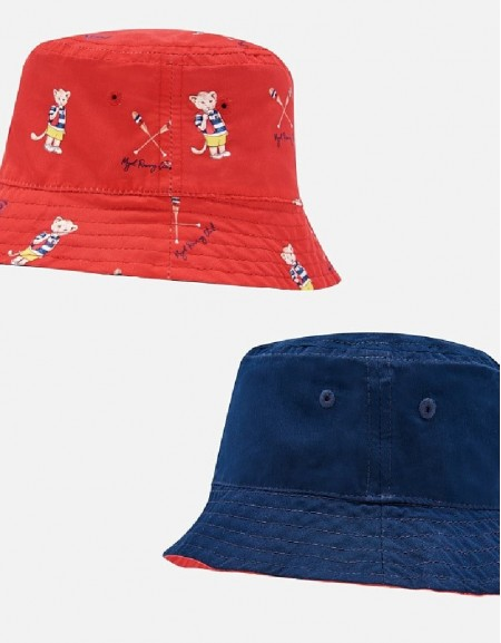 Hibiscus Reversible hat