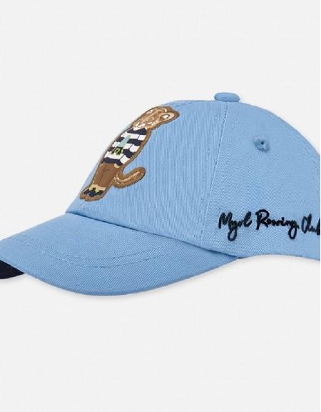 Lavender Lion hat