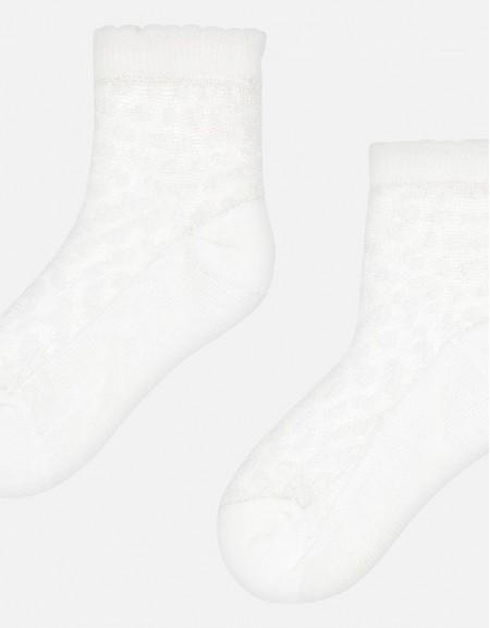 Natural Plumeti sock