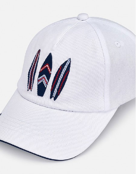 White Boards hat