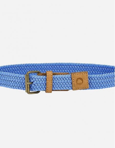 Lavender Elastic braided belt