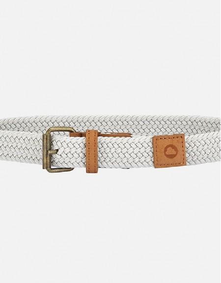 Stone Elastic braided belt