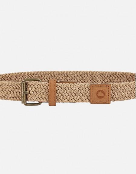 Beech Elastic braided belt