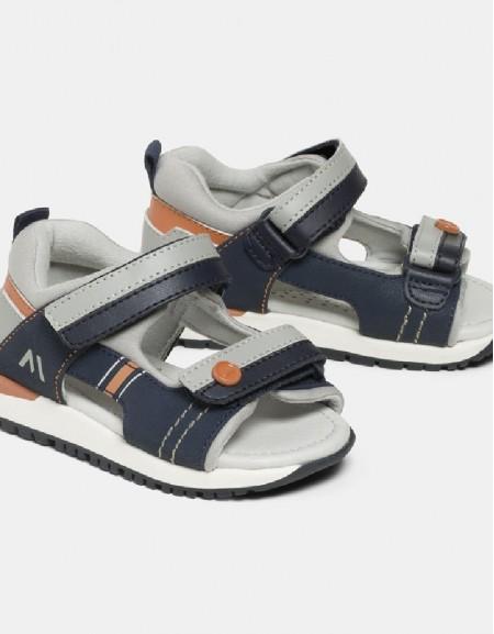 Navy Sport sandals