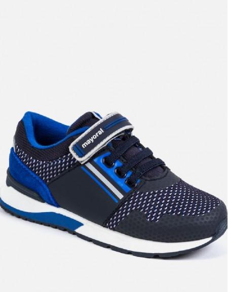 Klein Mesh running sneakers