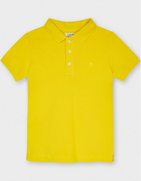 Yellow Basic Granite Polo