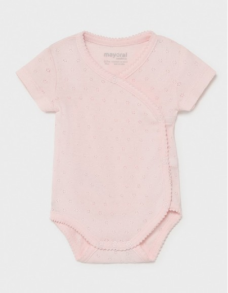 Baby Rose Basic Bodysuit