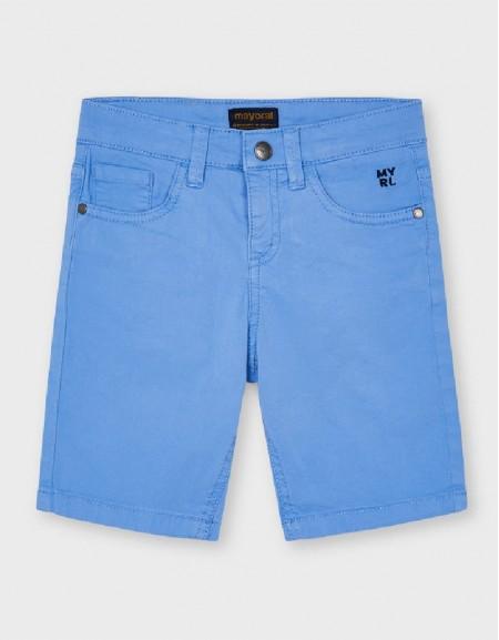 Sky Basic 5 Pockets Twill Shorts