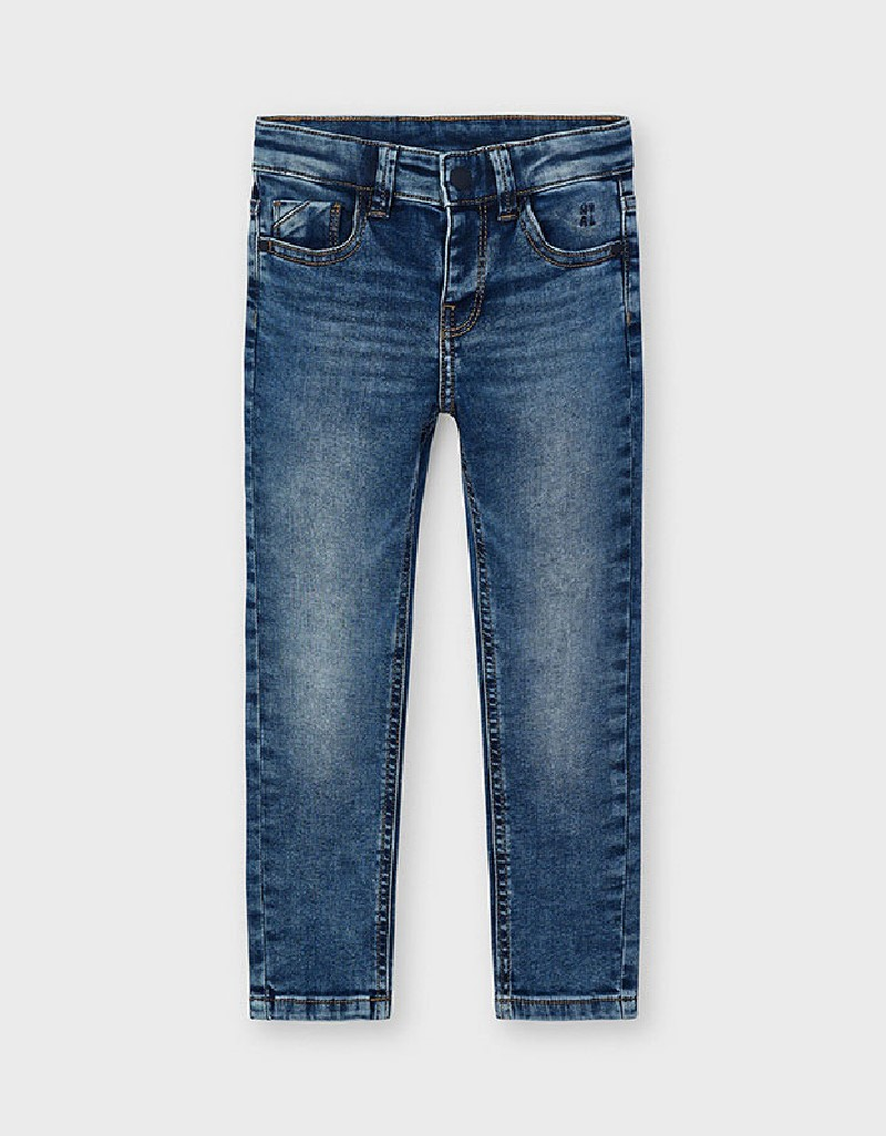 Medium Basic Slim Fit Trousers