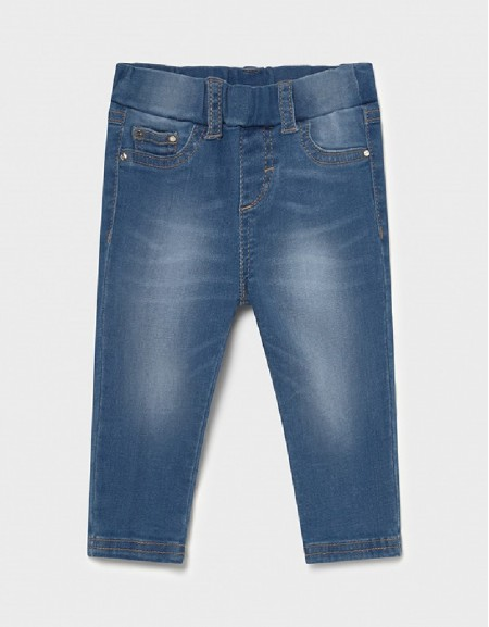 Medium Basic Denim Pants