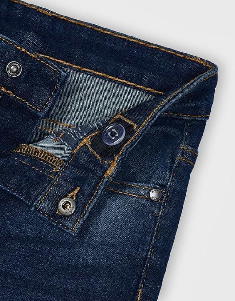 Dark Basic Regular Fit Trousers