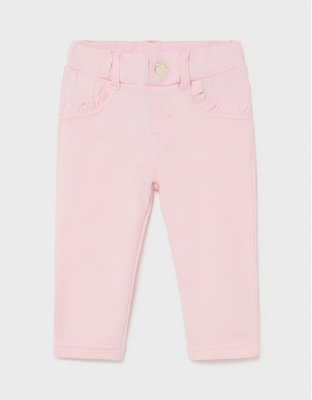 Rose Basic Knit Trousers