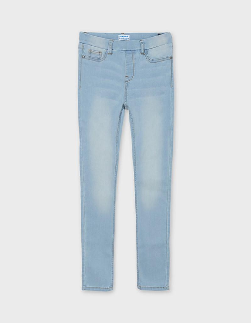 Light Basic Denim Pants