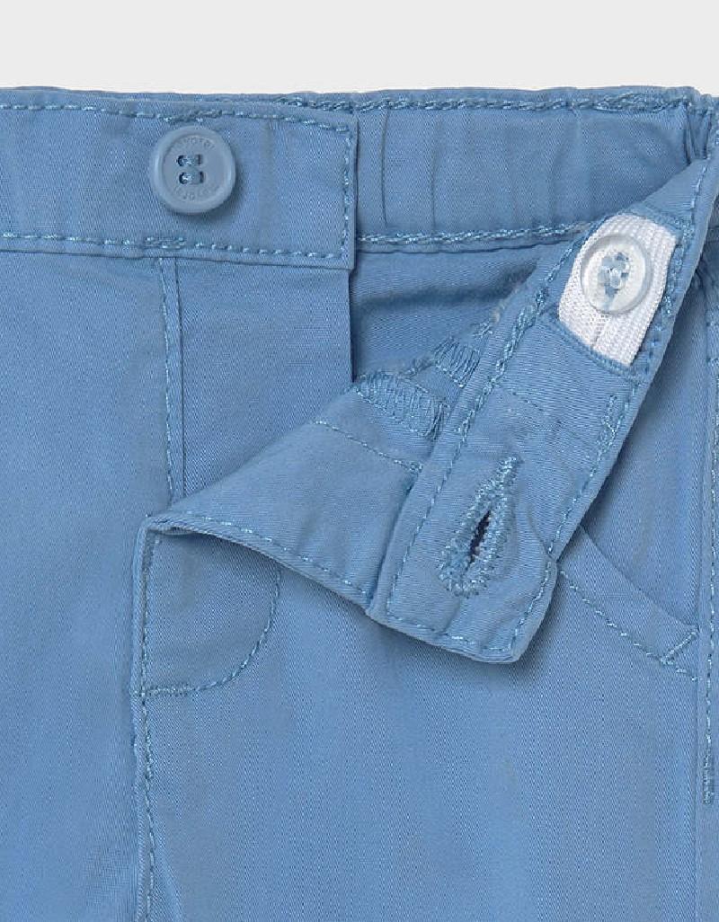 Air Twill Basic Trousers