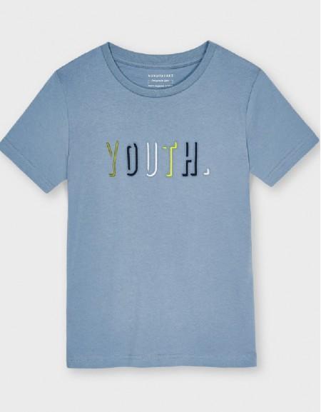 Light Blue Basic S/S T-Shirt