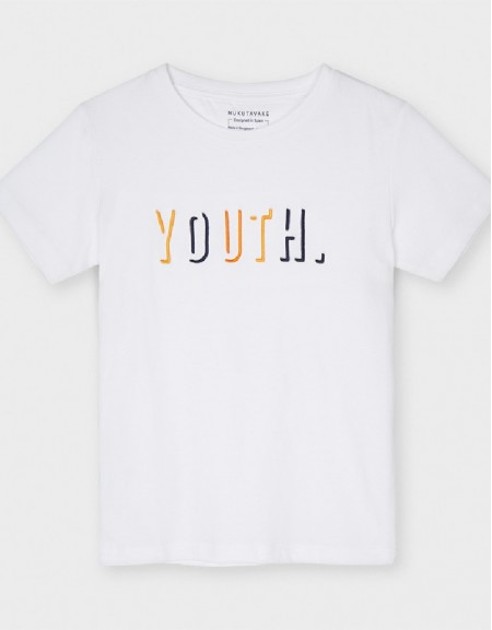 White Basic S/S T-Shirt