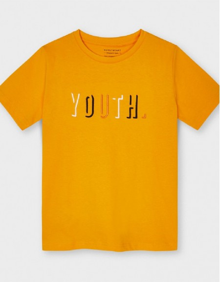 Peach Basic S/S T-Shirt