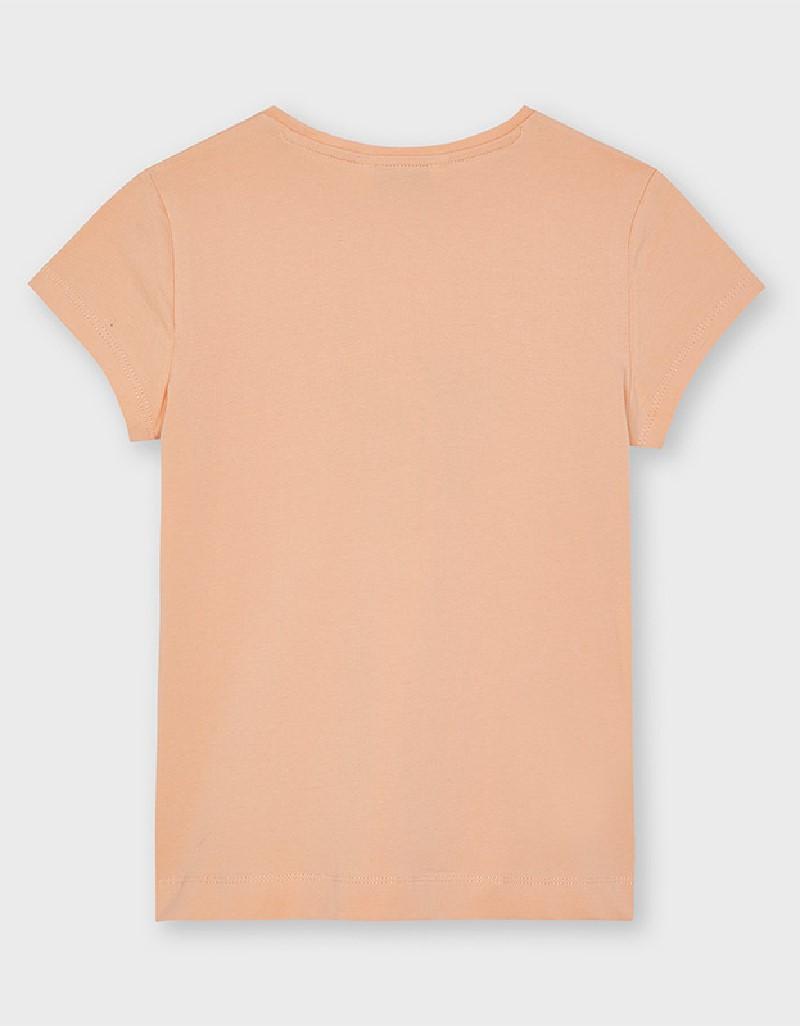 Apricot Ecofriends Basic T-Shirt