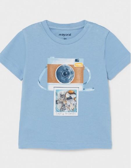 Lavender Lenticular T-Shirt S/S
