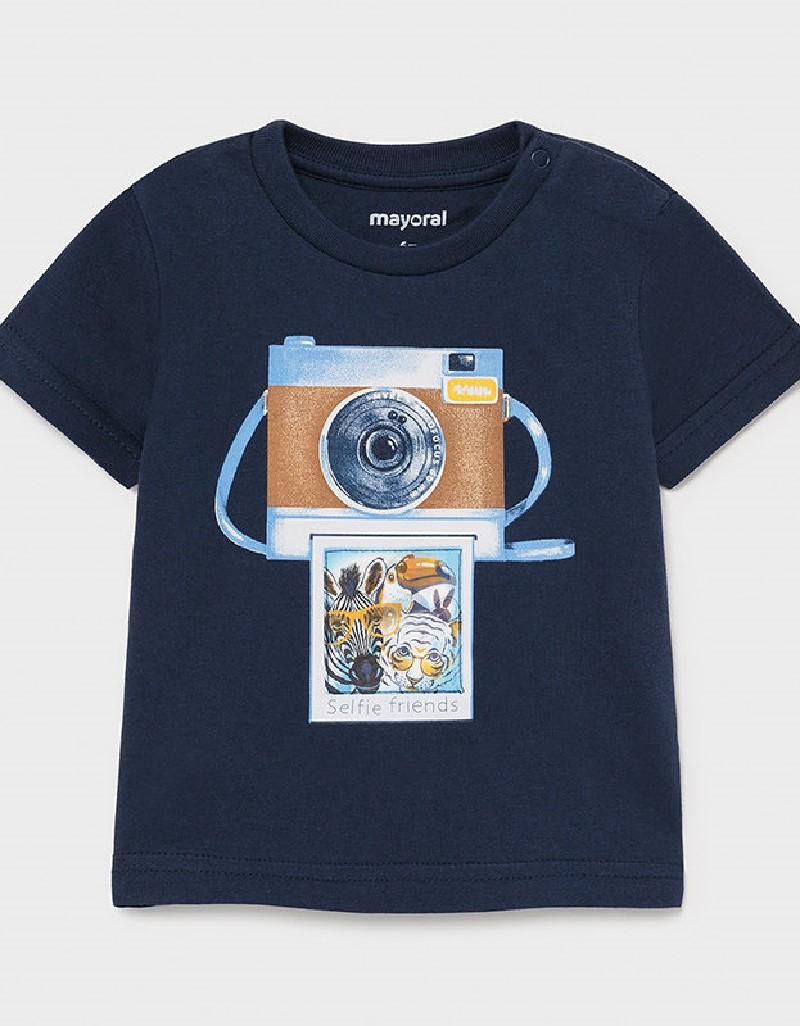 Nautical Lenticular T-Shirt S/S