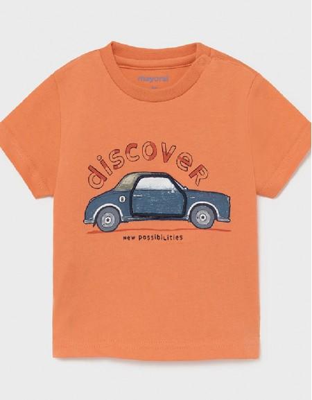 Apricot S/S T-Shirt